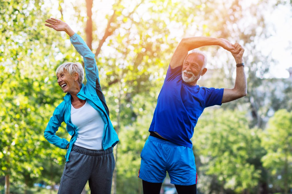 Exercise to prevent Alzeimers