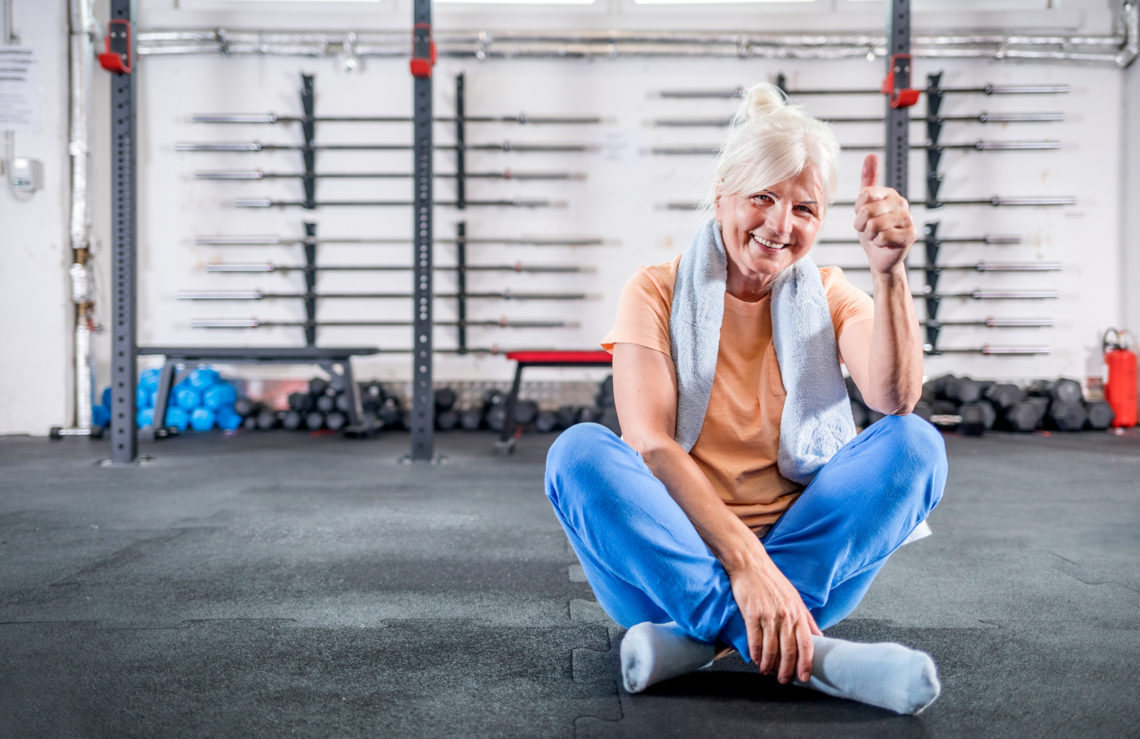 Senior Muscle Loss