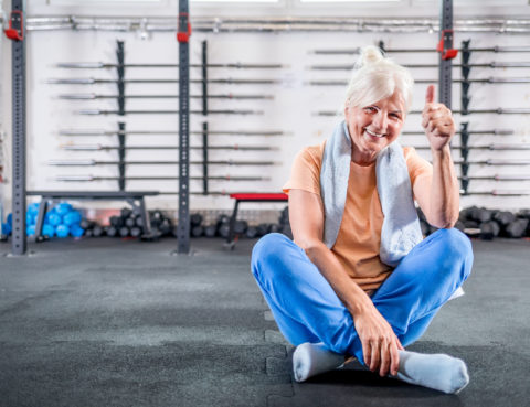 Senior Muscle Loss