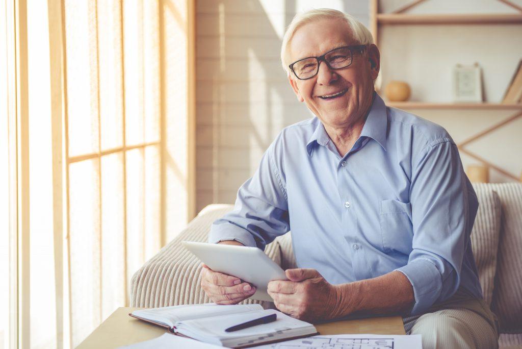 Seniors Combatting Lonliness