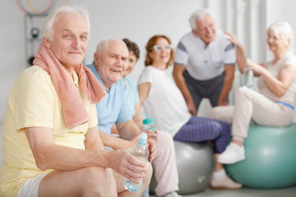 Senior Living Stress Free